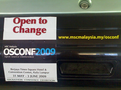 MSC Malaysia Open Source Conference