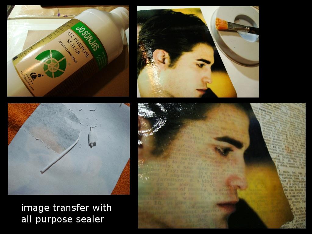 image transfer for gw