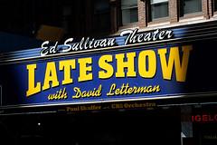 Late Show (ln-obt) Tags: nyc usa ny newyork canon lateshow canonef2470mmf28lusm cbs edsullivantheater canoneos1dmarkiii