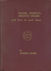 Plant Greek and Asiatic Coins