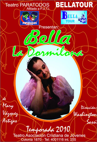 bella_la_dormilona