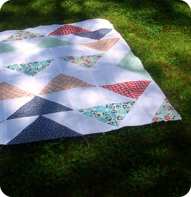 hst picnic blanket
