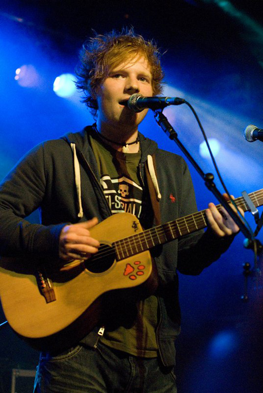 Ed Sheeran @ Dot to Dot Festival