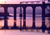 Morning on reflection (Mr Grimesdale) Tags: reflection sony arches mersey runcorn widnes surise railwayarches capitalofculture rivermersey runcornbridge mrgrimsdale stevewallace capitalofculture2008 liverpoolcapitalofculture2008 runcornwidnesbridge dsch2 europeancapitalofculture2008 photofaceoffwinner liverpoolcapitalofculture pfogold mrgrimesdale grimesdale