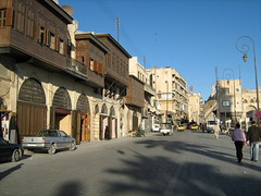 Old Aleppo Streets