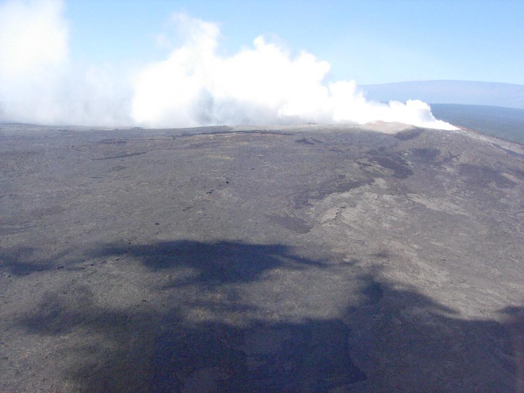 Volcano Caldera - Wide
