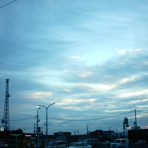 【写真】Morning glow @ Sawara