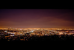 Los Angeles panorama (Candice (Bessie Smith)) Tags: city sky panorama night lights losangeles interestingness horizon explore citylights griffithobservatory lightpollution blueribbonwinner november15 photo365 anawesomeshot diamondclassphotographer flickrdiamond photo365219 theperfectphotographer top20la