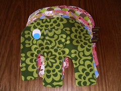 Elephants (Spin Spin) Tags: stuffedtoy elephant toy stuffed craft softie softies elephants stuffedelephant meetmeatmikes