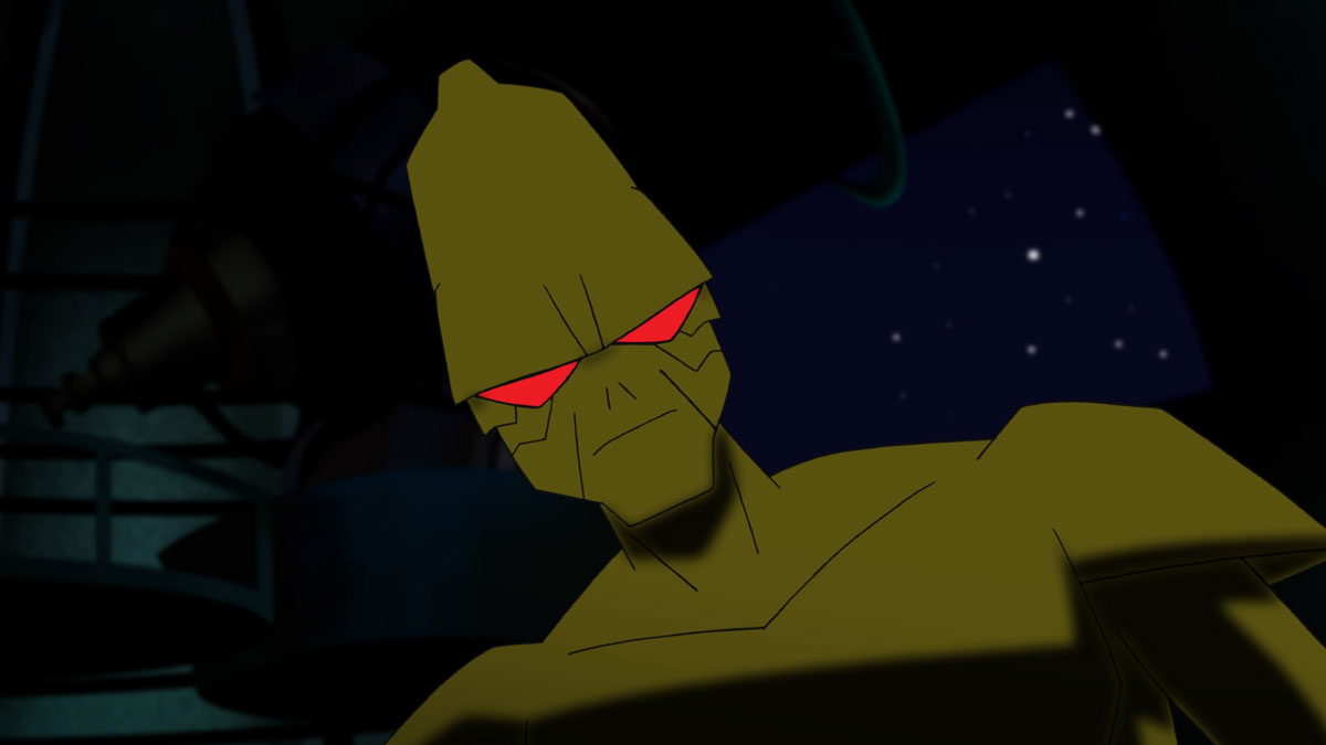 The J'onn J'onzz/Martian Manhunter Thread [Archive] - The ...