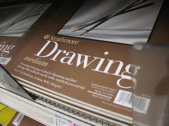 厚手の画用紙