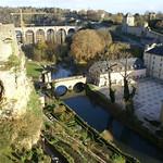 Luxembourg: Rocher du Bock