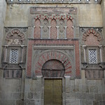 Puerta de Mezquita de Córdoba