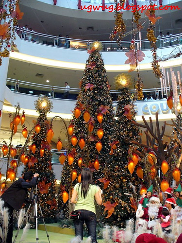 Santa Claus, Midvalley