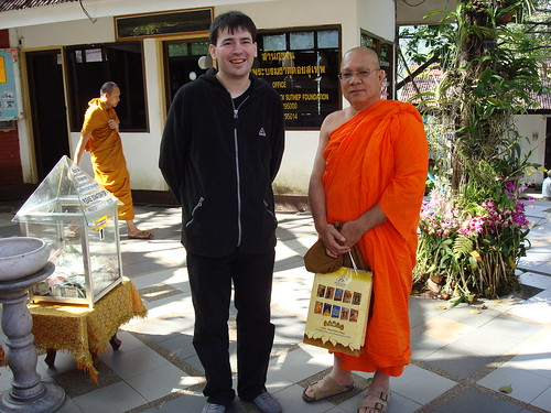 A Thai Buddhist monk visiting Amsterdam would certainly appreciate that the ...