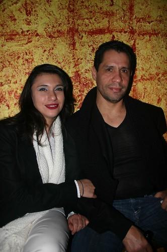 Laura Cecilia González y Dr.