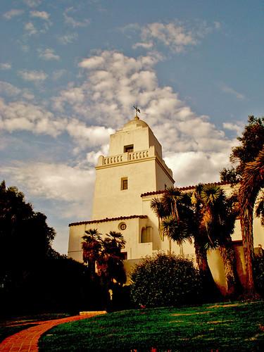 Serra Museum in San Diego