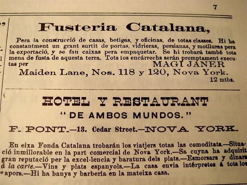 Fusteria Catalana