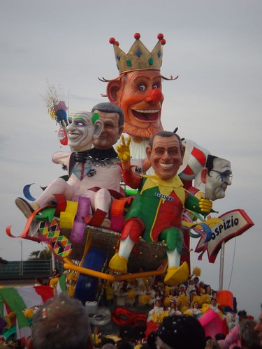 Carnevale di Viareggio 2008 #21