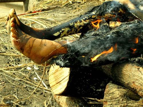 Dead Aaliyah Burned Body