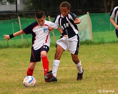 Determination......... (gogo159) Tags: boys field ball football soccer philippines manila effort determination schoolboys thebeautifulgame 18200vr d80 rifacup