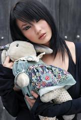 Aimee (djjohnmonreal) Tags: portrait naturallight f28 thebeast dpc d80 nikonstunninggallery aplusphoto nikon2870 aimeeunson doggpoundcrew