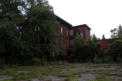 Dorm Buildings