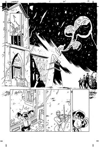 Umbrella 5 - page 19