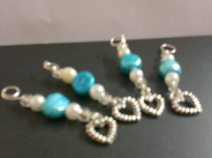 stitchmarkers4 011 (crochet-along) Tags: knitting crochet knit craft jewellery yarn crocheting stitchmarkers