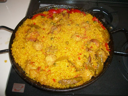 paella japon