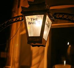 Bailie Bar, Stockbridge,  Edinburgh