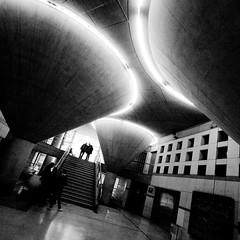 Exit les Halles