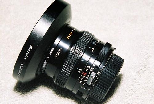 Vivitar - Kiron 2/24mm Be Careful!