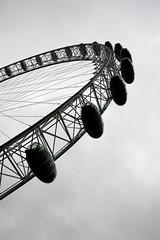 London Eye (brianapa) Tags: city uk england london eye tourism wheel thames canon pod ride britain capital sightseeing londoneye capsule ferris visit tourist british recreation visitor britishairways embankment sights attraction londoners capita 400d brianapa