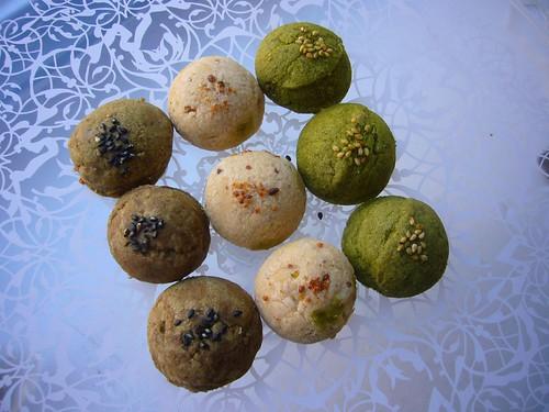 Tafu Tea Cookies