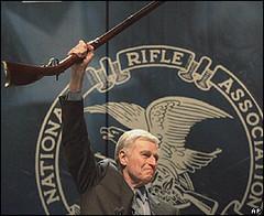 Charlton Heston - National Rifle Association