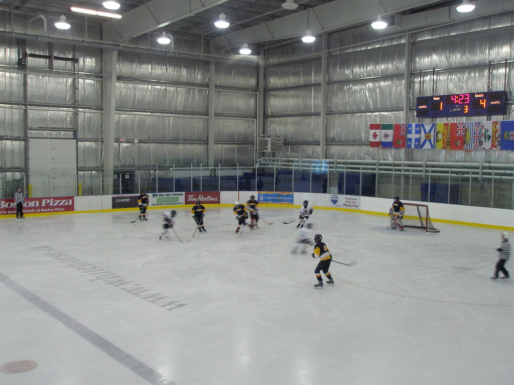 31st annual Yukon Native Hockey Tournament in Whitehorse, Yukon