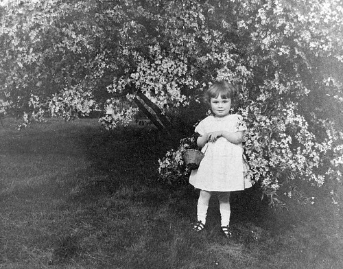 Grandmom Gallagher as a little girl