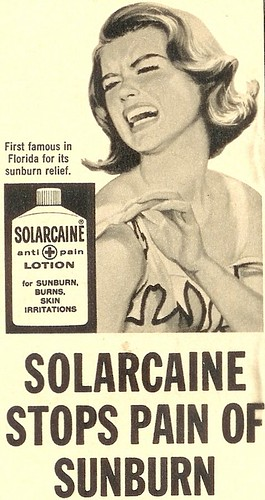 Solarcaine 1962 (by senses working overtime)