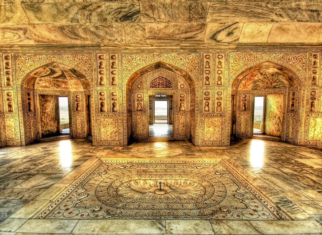 Akbar's Royal Bathing Chamber