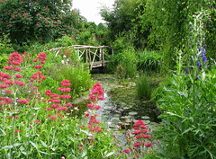 Rose Mary's Cottage Garden (Hetty 51) Tags: bridge flowers cottagegarden klaaswaal favoritegarden 0312sh15