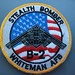 Whiteman AFB B-2 Patch