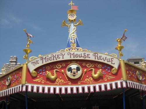 ミッキーマウス・レビュー