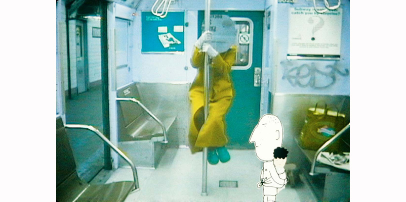 Fate (knocking on the door) (2002) by Eunjung Hwang