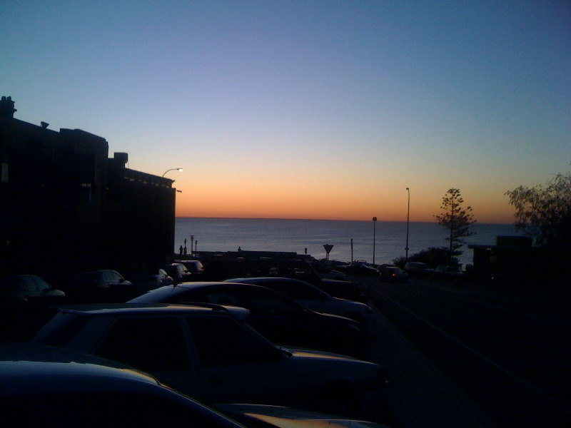 nth cott sunset