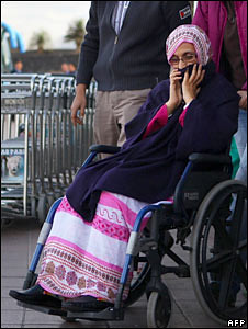 Aminatou Haidar of the Western Sahara has been on hunger strike for three weeks to protest her treatment by the governments of Spain and Morocco. The people of the former Spanish colony have been fighting for independence over thirty years. by Pan-African News Wire File Photos