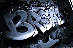bread_0311 (sheke1) Tags: toronto ontario canada abandoned canon bread artist grafitti kodak 9 kerry number urbanexploration vacant sheppard bulging xsi urbex uei uer sigma1020 sheke1