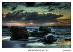 NO SILVER TONIGHT (david.gill12) Tags: sunset seascape southafrica