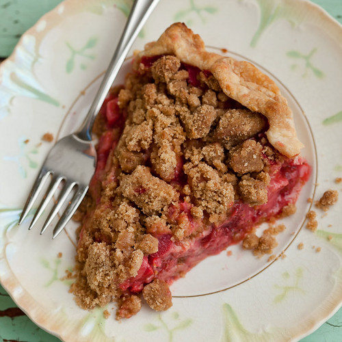 Strawberry Rhubarb Crumb Pie Isa Chandra Moskowitz - Proforma invoice format word document download resmed online store