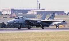Grumman F-14 Tomcat (Nigel Musgrove-2.5 million views-thank you!) Tags: show f14 air united navy down 1992 states tomcat grumman boscombe vf74